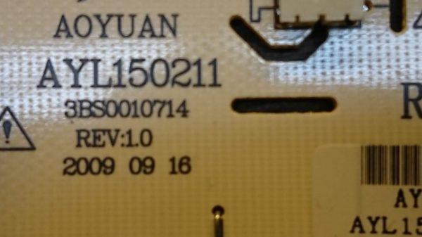 AYL150211 K