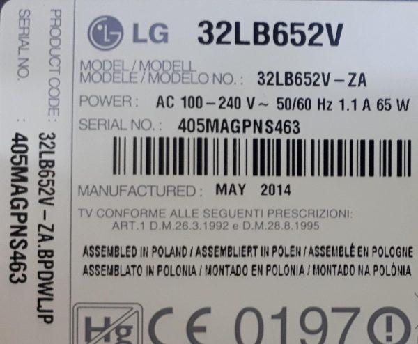 EAX65384003 (1.2) m