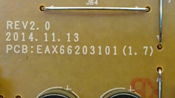 EAX66203101 (1.7) K1
