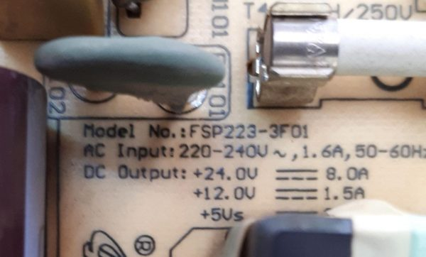 FSP223-3F01 m