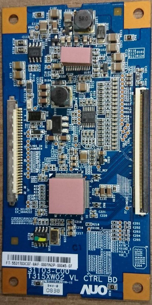 T315XW02 VL CTRL BD