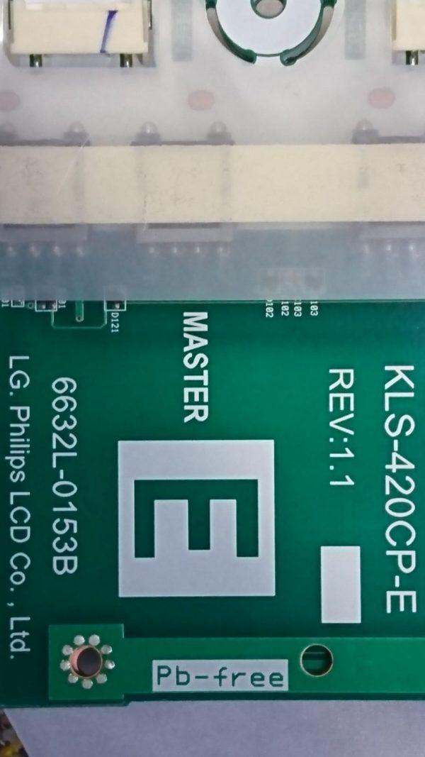 6632L-0153B KLS-420CP-E REV 1.1 K