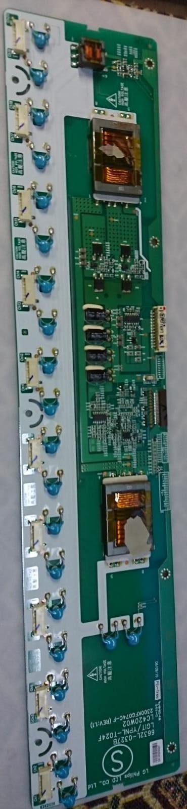 6632L-0153B KLS-420CP-E REV 1,1