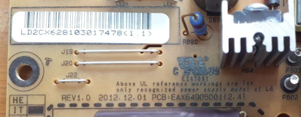 EAX64905001