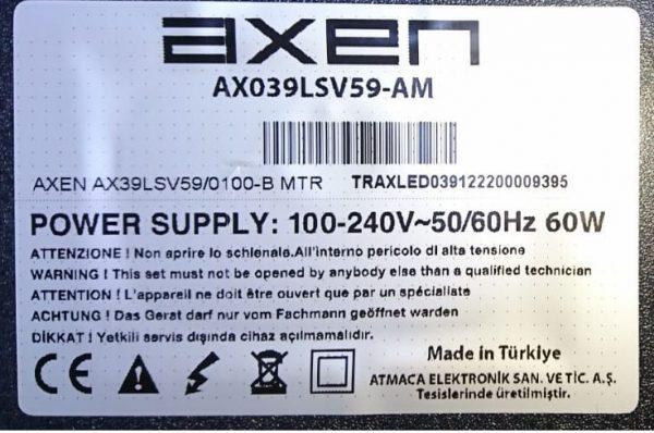 AX039LSV59-AM