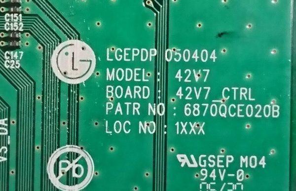 6870QCE020B