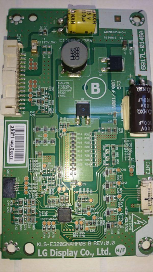 KLS-E320SNAHF06 B REV 0.0 A
