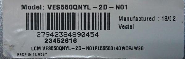 VES550QNYL-2D-N01