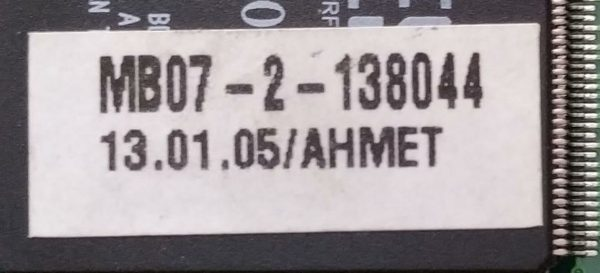 17MB07-2C