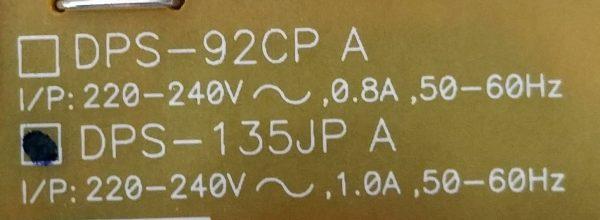 DPS-135JP AD