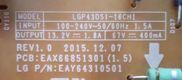 EAX66851301(1.5)