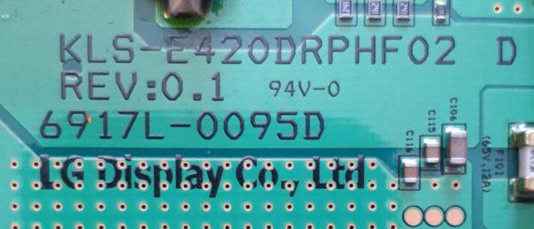 KLS-E420DPHF02 D m
