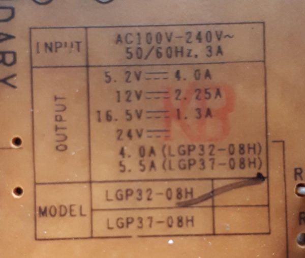 LGP32-08H M