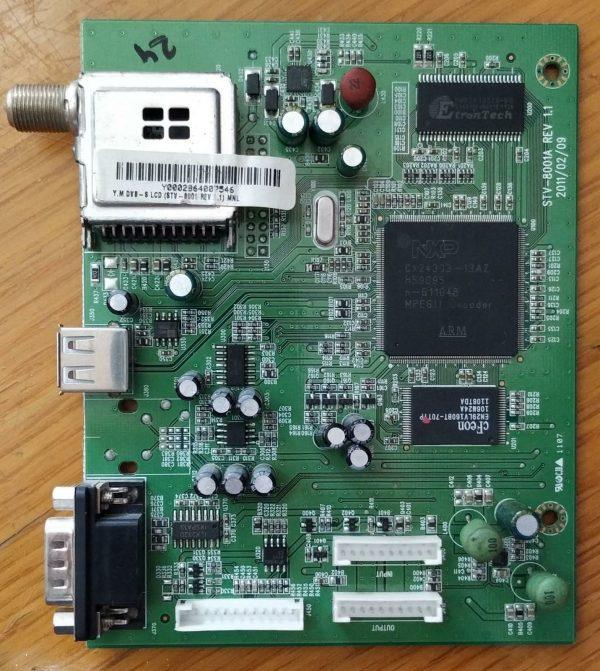 STV-8001A REV 1.1