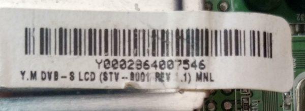 STV-8001A REV 1.1C