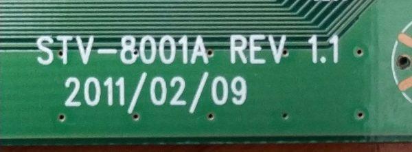 STV-8001A REV 1.1E