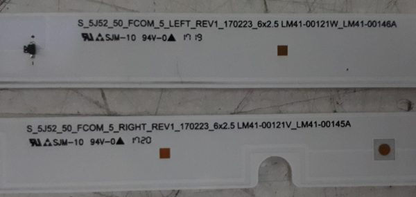 BN96-37774A, BN96-37775A, CY-JM049BGHV1V, UE49J5200AU,