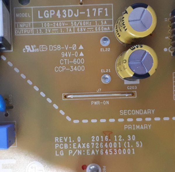 LGP43DJ-17F1