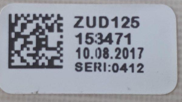 ZUD125