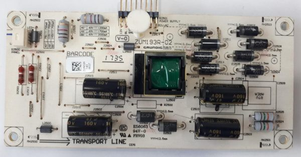 ZUM193R-02 ZUN120 ZUN125