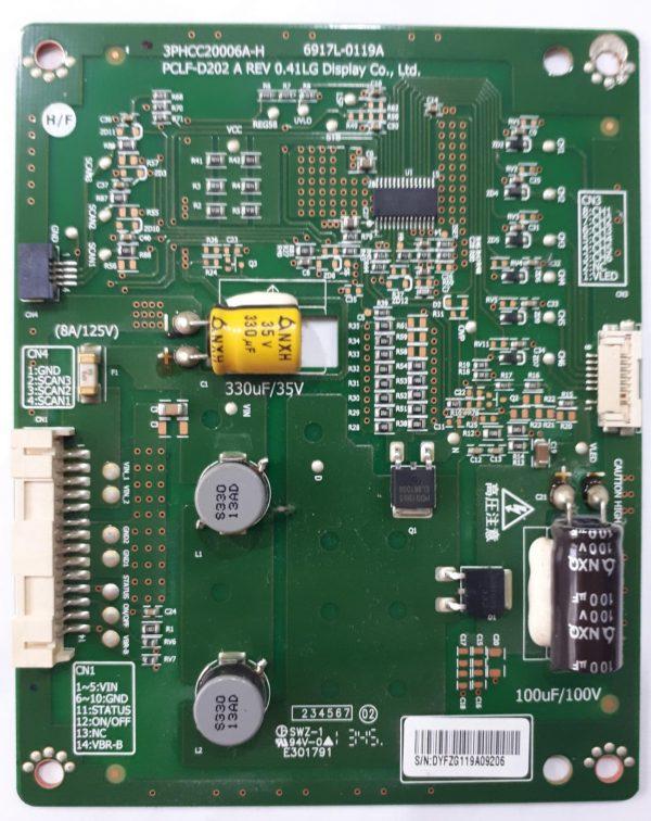 6917L-0119A,PCLF-D202 A REV 0.41,3PHCC20006A-H