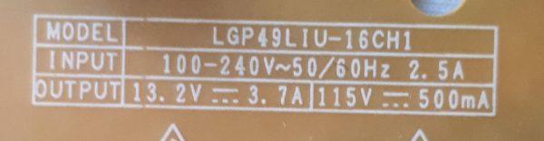 LGP49LIU-16CH