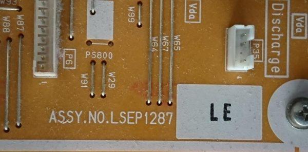 ASSY.NO.LSEP1287