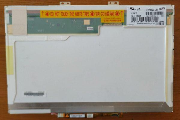 SAMSUNG LTN154U2-L03 4K6E06102H 000 KR-0FD162-39792-65D-00X6 ARKA
